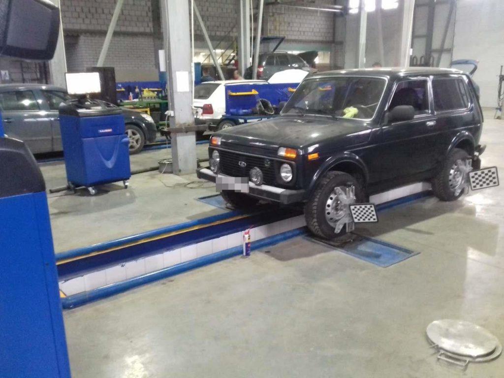 Автосервис волгоград развал схождение 3D грузовой легковой (2)