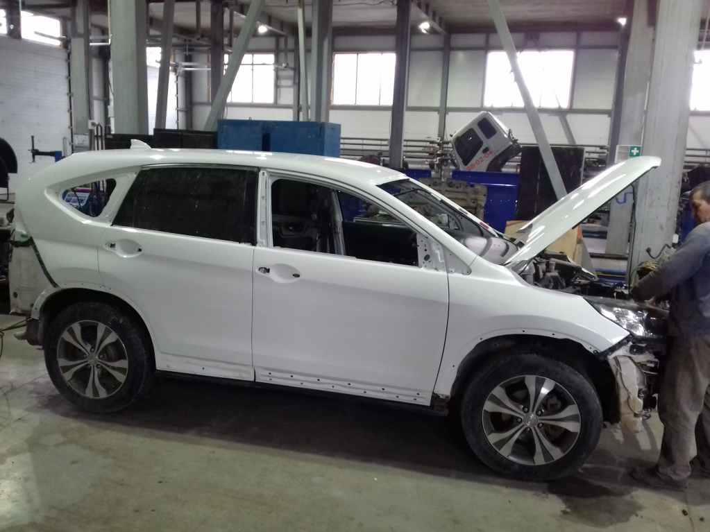Кузовной ремонт окраска авто 4